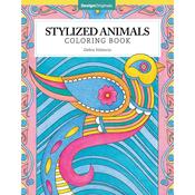 Stylized Animals Coloring - Design Originals
