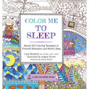 Color Me To Sleep - Race Point Publishing Books
