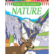 Color By Numbers - Nature - Chartwell Books