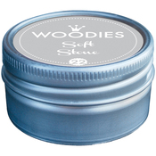 Soft Stone - Woodies Dye-Based Ink Tin