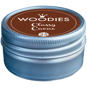 Classic Cacao - Woodies Dye-Based Ink Tin