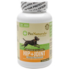 Hip + Joint Tablets For Dogs 90/Pkg Pet Naturals Of Vermont-Hip And Joint Tablets For Dogs. These tablets feature ingredients veterinarians use, in the right balance to provide high quality joint support for dogs of all sizes, breeds and ages. This 4-1/2x2-1/2x2-1/2 inch package contains ninety chewable tablets. Made in USA.