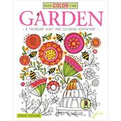 Seek-Color-Find Garden - Design Originals