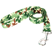 "Camo - Yellow Dog Lead 1""X60"""