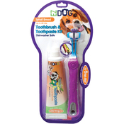 Small Breed - EZ Dog Toothbrush Kit