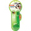 EZ Dog Pet Finger Toothbrush Triple Pet-EZ Dog Pet Finger Toothbrush. Canine dental care is made easy with this toothbrush! This package contains one 5-1/2 inch long finger toothbrush. Dishwasher safe. Comes in a variety of colors. No guarantee of what color you will receive. Made in USA.