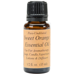 Orange - Essential Oil Open Stock .5oz