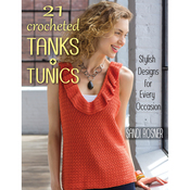 21 Crocheted Tanks & Tunics - Stackpole Books