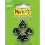 Feur De Lis - Makin's Clay Cutters 3/Pkg