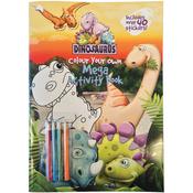 Dinosaurus Activity Book W/Pencils