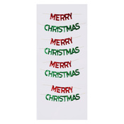 Merry Christmas Mini Stickers - Little B