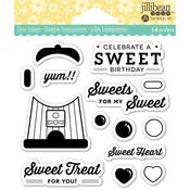 "Sweet Treat - Jillibean Soup Clear Stamps 4""X4"""