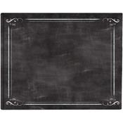 """Chalk - Hardbound Sketchbook 10""""X7.75"""""""