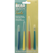 4pcs - Bead Reamer Set