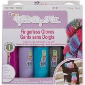 Fingerless Gloves - Custom Color Lab Dye Kit