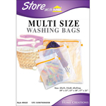 3 Sizes - Multi Size Mesh Laundry Bags