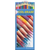 Assorted - Col-Erase Colored Pencils 12/Pkg