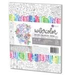 Watercolor Decor Book Volume 4 - Prima
