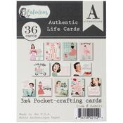 Fabulous Life Cards - Authentique