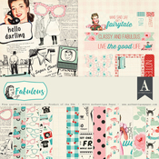 Fabulous Collection Kit - Authentique