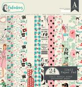 Fabulous 12 x 12 Paper Pad - Authentique