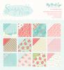 Sugar Plum 6 x 6 Paper Pad - My Minds Eye