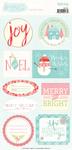 Sugar Plum Sticker Sheet - My Minds Eye