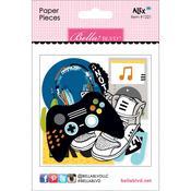 - Alex Paper Pieces Cardstock Die-Cuts