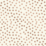 Rosey Dot Foiled Paper - Hooray - My Minds Eye