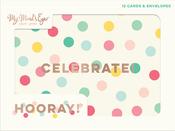 Hooray Card Set - My Minds Eye