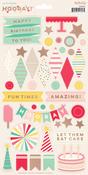 Hooray Sticker Sheet - My Minds Eye