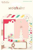 Hooray Decorative Tags - My Minds Eye
