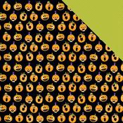 Pumpkin Day Paper - Spooktacular - Bella Blvd