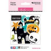 Spooktacular Paper Pieces Die Cuts - Bella Blvd