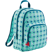"""Badges - Three Compartment Backpack 12.5""""X16.5""""X6.5"""""""