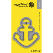 Life Anchor - Waffle Flower Die