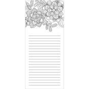 """Urban - Coloring Notepad 4""""X9"""" 40 Sheets"""