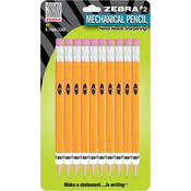 Yellow - Mechanical #2 Pencils 10/Pkg