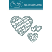 Together Hearts - DIY Dies