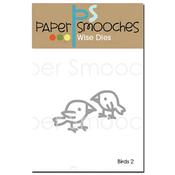 Birds 2 - Paper Smooches Die
