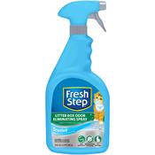 24oz - Fresh Step Litter Box Odor Eliminating Spray