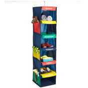 6 Cubbies - Daily Activity Organizer