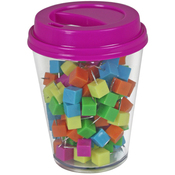 Assorted - Coffee Cup Storage With Push Pins 120/Pkg