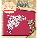 Bell Corner - Find It Trading Yvonne Creations Traditional Christmas Die