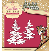 Snowy Tree - Find It Trading Yvonne Creations Traditional Christmas Die