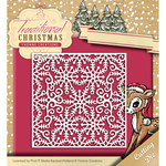 Snowflake Frame - Find It Trading Yvonne Creations Traditional Christmas Die