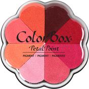 Kiss - ColorBox Pigment Petal Point Ink Pad 8 Colors