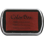Red Pearl - ColorBox Metallic Pigment Ink Pad