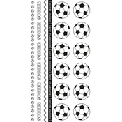 Soccer - SRM Take 2 Stickers By The Dozen