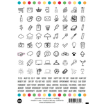 SRM Planner Icon Stickers
